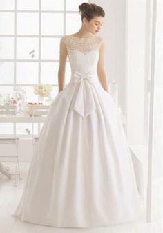 New Women White Patchwork Lace Bow Draped Sleeveless Elegant Maxi Dress