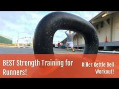 Try this killer kettle bell workout as part of our BEST strength training for…