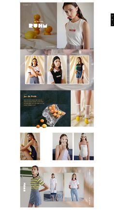 Lookbook Layout, Lookbook Design, Editorial Layout, Editorial Design, Web Layout, Layout Design, Fashion Banner, Best Banner, Collage Design