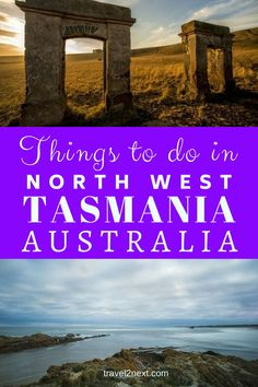 10 things to do in north west Tasmania. Of all the places to visit in Tasmania, to me, Tasmania's North West region is the most diverse and captivating. Tasmania Road Trip, Tasmania Travel, Queensland Australia, Australia Travel, Western Australia, Stanley Tasmania, Stuff To Do, Things To Do, Visit Argentina
