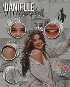 Danielle Campbell Davina Claire The Originals Tell Me a Story Grey Cinza White Branco Palette Paleta Body Corpo Aesthetic Anatomy Edit