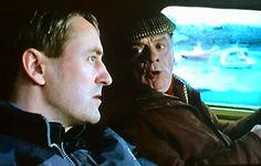 David Jason and Nicholas Lyndhurst in Only Fools and Horses. David Jason, Only Fools And Horses, Uk Tv, Comedy Tv, The Fool, Tv Series, Films, Drama, Sketch