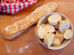 Baguette Recipe, How To Make Bread, Other Recipes, Bread Baking, Bread Recipes, Kids Meals, Brunch, Food And Drink, Yummy Food