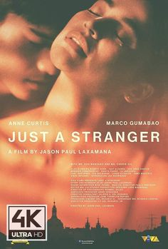 """Director: Jason Paul Laxamana Stars: Anne Curtis, Marco Gumabao, Edu Manzano Synopsis Anne Curtis returns to her sexy drama roots in """"Just a Stranger,"""" where Movie Titles, Movie Characters, Movie Tv, Movies To Watch Online, Movies To Watch Free, Movies Free, English Paper Piecing, Streaming Vf, Streaming Movies"""