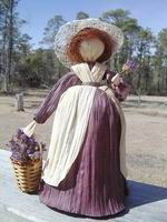 . Corn Husk Crafts, Corn Husk Dolls, Clay Dolls, Paper Clay, Soft Dolls, Doll Crafts, Doll Face, Diy Projects To Try, Pin Cushions
