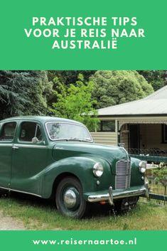 Ben je van plan om binnenkort down under te gaan? Hier een paar praktische tips. Scheelt in het zelf zoeken.  #reisblog #reistips #australië Om