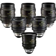 Cooke miniS4/i Cine Lens Set CKEP SET6 B&H Photo Video