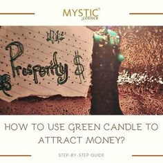 In this article, we'll find out How to Use Green Candle to Attract Money, by following a powerful step-by-step money spell. Powerful Money Spells, Money Spells That Work, Candle Magic, Candle Spells, Hoodoo Spells, Witchcraft, Real Magic Spells, Boil Lemons, Green Candles