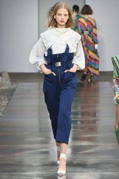 Philosophy di Lorenzo Serafini Spring 2018 Ready-to-Wear Collection Photos - Vogue