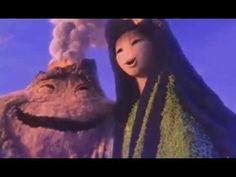 """cover del cortometraje """"Lava"""" de pixar voces: Roberto Rubio y Berlin. Lava, el corto de Pixar que acompaña a la exitosa película de animación Inside Out, cue..."""
