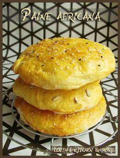 Hamburger, Vegetarian, Tasty, Bread, Recipes, Food, Healthy Food, African, Brot