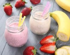 Does your child ask for a different flavor of milkshake every day? Looking for easy milkshake recipes to please him? Check 10 milkshake recipes for kids Healthy Milkshake, Healthy Smoothies, Healthy Drinks, Smoothie Recipes, Healthy Recipes, Banana Milkshake, Nutribullet Recipes, Smoothie Bowl, Healthy Kids