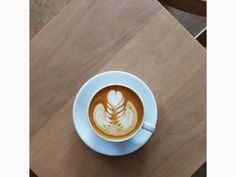 Patika Coffee, Austin (one of AFAR's 9 US Cafes with Insanely Good Latte Art)