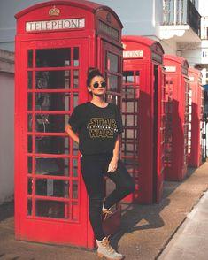 472.9 mil seguidores, 1,331 seguindo, 9,799 publicações - Veja as fotos e vídeos do Instagram de Victória Rocha (@viihrocha) London Telephone Booth, London Phone Booth, London Photography, Urban Photography, Photography Poses, London Pictures, London Photos, London Tours, London Travel