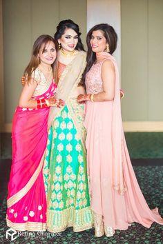 Princesses! Retina Charmer Wedding Photography Atelier, Gurgaon  #weddingnet #wedding #india #gurgaonwedding #indianwedding #weddingphotographer #candidphotographer #weddingdresses #mehendi #ceremony #realwedding #lehenga #lehengacholi #choli #lehengawedding #lehengasaree #saree #bridalsaree #weddingsaree #indianweddingoutfits #outfits #backdrops  #bridesmaids #prewedding #photoshoot #photoset #details #sweet #cute #gorgeous #fabulous #jewels #rings #tikka #earrings #sets #lehnga