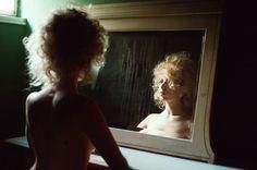 Michal Buddbar Model: Paula Lylly Mirror Michalowice 2016 Kino Teatr
