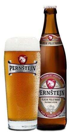 Pernštejn Semi-dark Beer - Rep Checa