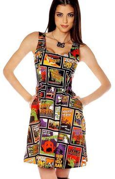 Folter B Movie Zombie Dress