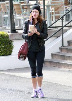 Australian actress, Phoebe Tonkin...