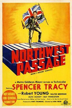Paso al noroeste (1940) Título original: Northwest Passage (EE.UU.) Género: Películas > Aventura / Drama / Historia / Western Director: King Vidor. Duración: 126 minutos.