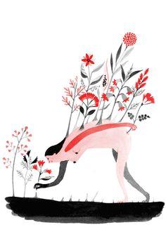 Eleanor Davis / Comics and Illustration  muy guay