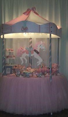 Candy bar carrusel
