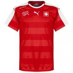 £19.99 Switzerland Home Shirt 2016