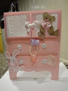 For Jill's Baby by CBmott - Cards and Paper Crafts at Splitcoaststampers