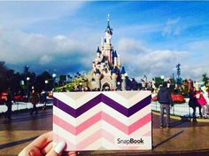 Disneyland and our lovely photo book ! ❤️✌️