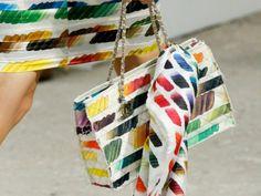 Printed Handbags Trends 2014