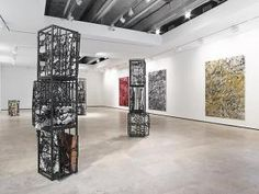 'Angel Otero: Gates of Horn and Ivory' at Lehmann Maupin