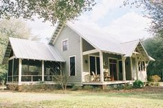 cracker style new homes | High Springs, FL Cracker Style House traditional exterior