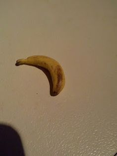 Banana fimo miniature 1:12