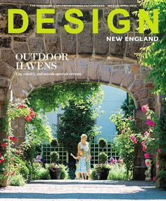Design New England - March/April 2015