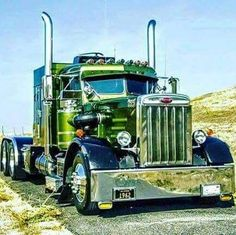 Peterbilt 281 Green Pasture                                                                                                                                                                                 More