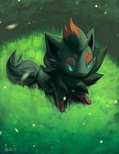 69 Best Zoroark Images Pokemon Pictures Pokemon Stuff Pikachu