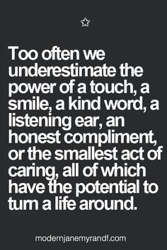 """33 Of The Best Inspirational Quotes Ever [ """"Life Quote: 100 Inspirational Quotes That Summarize The Wisdom About Life"""", """"The meaning of the words are true. Any act of kindness can turn a bad day into a good day."""", """"So true. Motivational Quotes For Employees, Motivational Words, Leadership Quotes, Success Quotes, The Words, Kind Words, Encouragement, Great Inspirational Quotes, Me Quotes"""