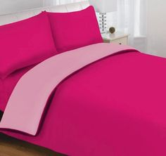 Affinity Reversible Fuchsia & Pink King Size Duvet Cover Set Textiles Direct http://www.amazon.co.uk/dp/B009CXHSVU/ref=cm_sw_r_pi_dp_R.9Lub0H65VZM