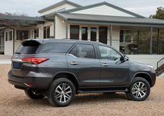 New SUV of Toyota Fortuner