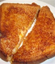 Bake-a-bunch-in-the-oven-at-one-time Grilled Cheese Sandwiches!! :)