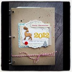 December Daily cover  by marina17 at Studio Calico