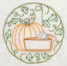 Machine Embroidery Designs at Embroidery Library! - Color Change - H8435