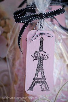 Eiffel Tower tag