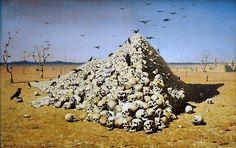 апофеоз войны василий васильевич верещагин: 15 тыс изображений найдено в Яндекс.Картинках