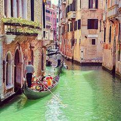 #venice #italy #love #canal #romance #vacation