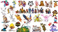 Do you remember these 80s cartoons?