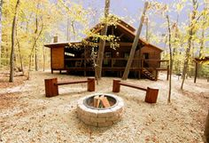 Broken Bow Cabins - April Discounts Available
