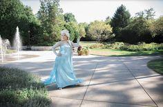 Elsa Character, Let It Be, Life