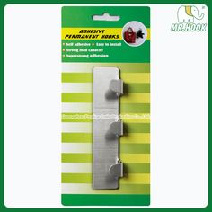 Polished Steel Hook for Kitchen HT43  #adhesivehook #metalhook  http://www.gzprodigy.com/product-category/hook/adhesivehook/
