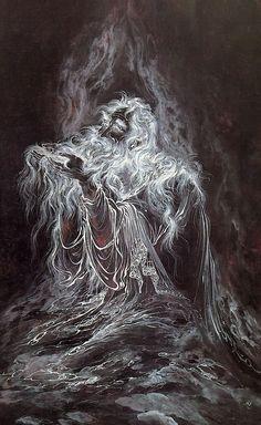 Блог Реза Sajjadi - Картини Персийския художник Махмуд Farshchiyana